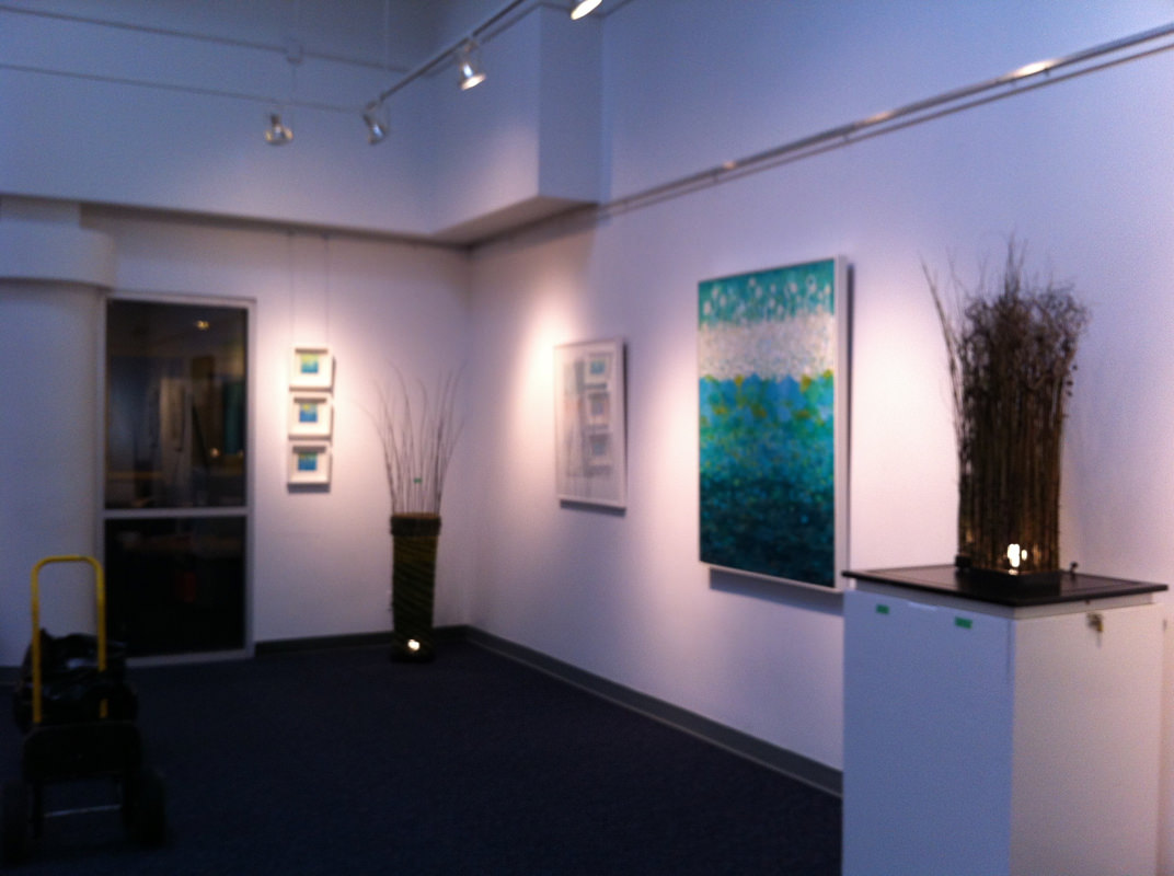 """Elements of Influence"" Exhibit Vancouver2, 2013"