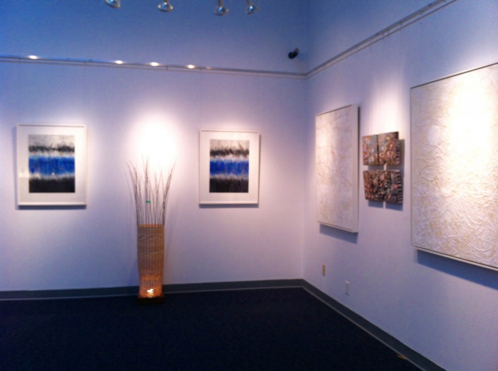 """Elements of Influence"" Exhibit Vancouver3 2013"